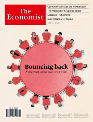 The Economist Magazine 12th March 2021