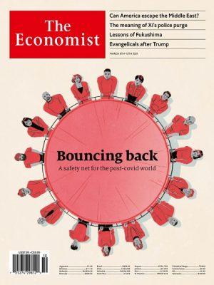 The Economist Magazine 12th March 2021