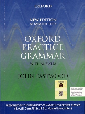 Oxford Practice Grammar By John Eastwood