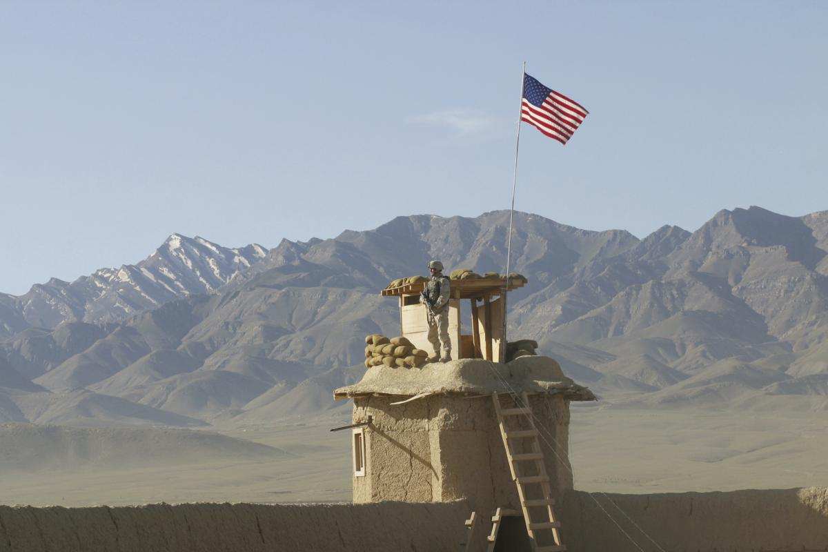 What a U.S. Withdrawal Means for Afghanistan By Carter Malkasian