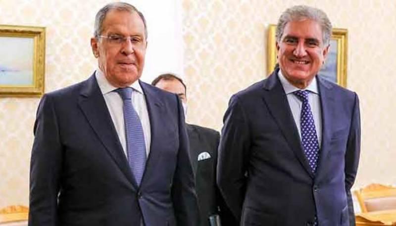 Russian FM In Pakistan | Editorial
