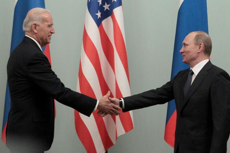 U.S.-Russian Relations Will Only Get Worse By James Goldgeier