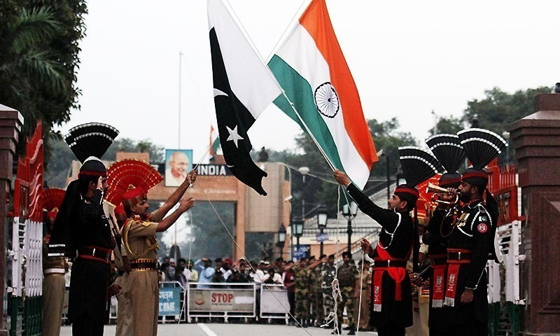 RED ZONE FILES: Pakistan-India Backchannel Move Inches Forward By Fahd Husain