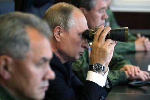 Is Russia Preparing to Go to War in Ukraine? By Amy Mackinnon