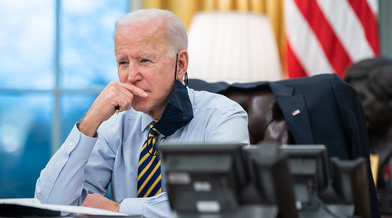 Biden Takes On China – Analysis By Marvin C. Ott
