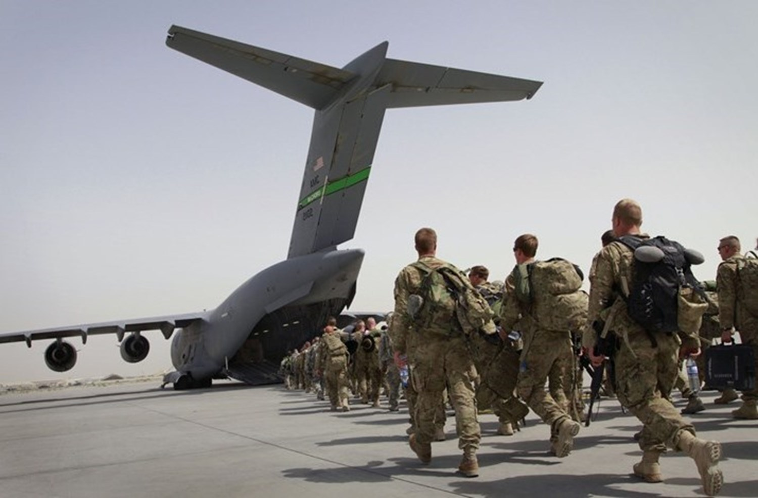Afghanistan Exit | Editorial