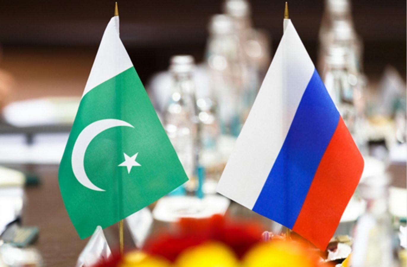 Pakistan Russia relations By Tariq Aqil