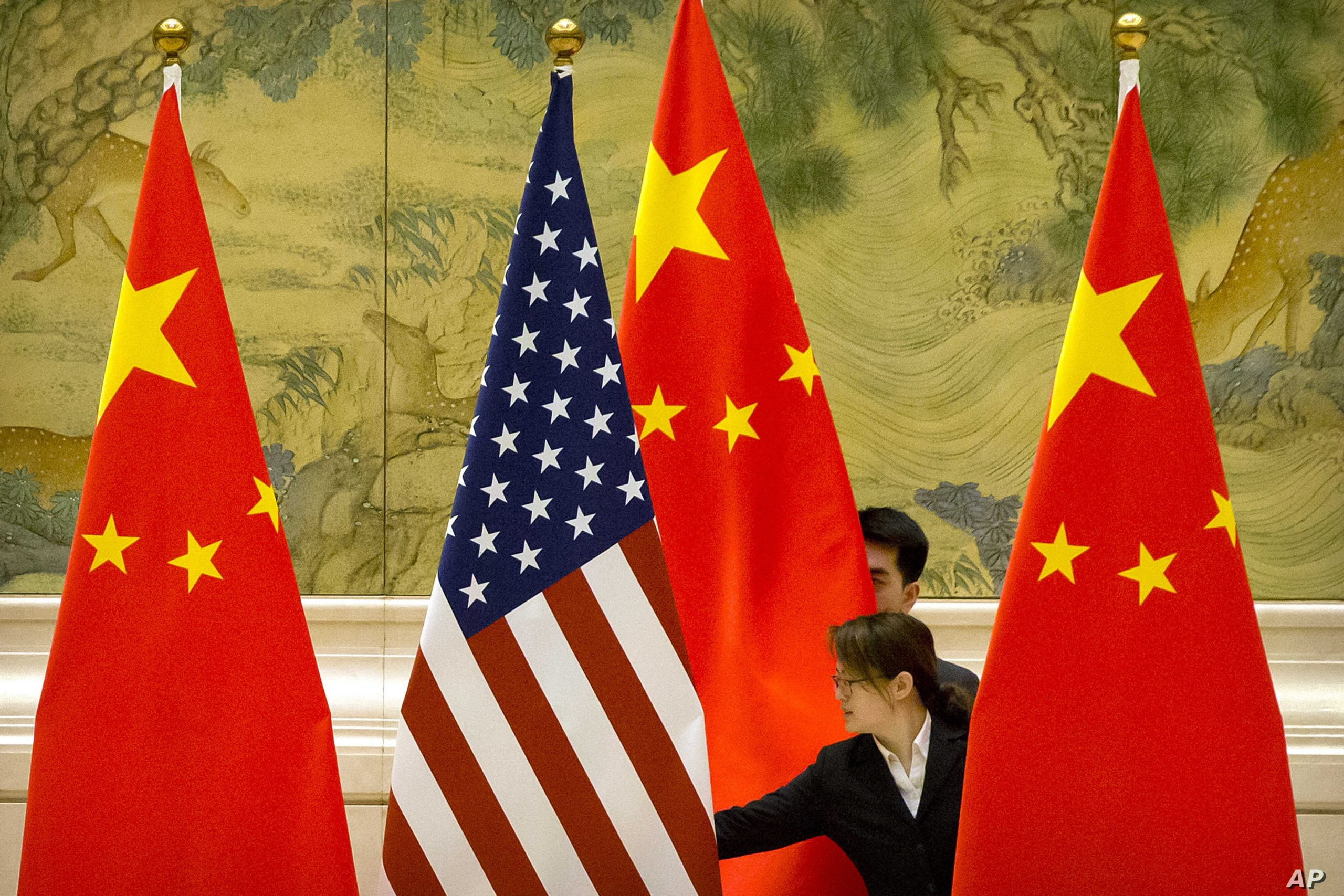 US-China Contest For Influence in Asia By Asfan Tariq