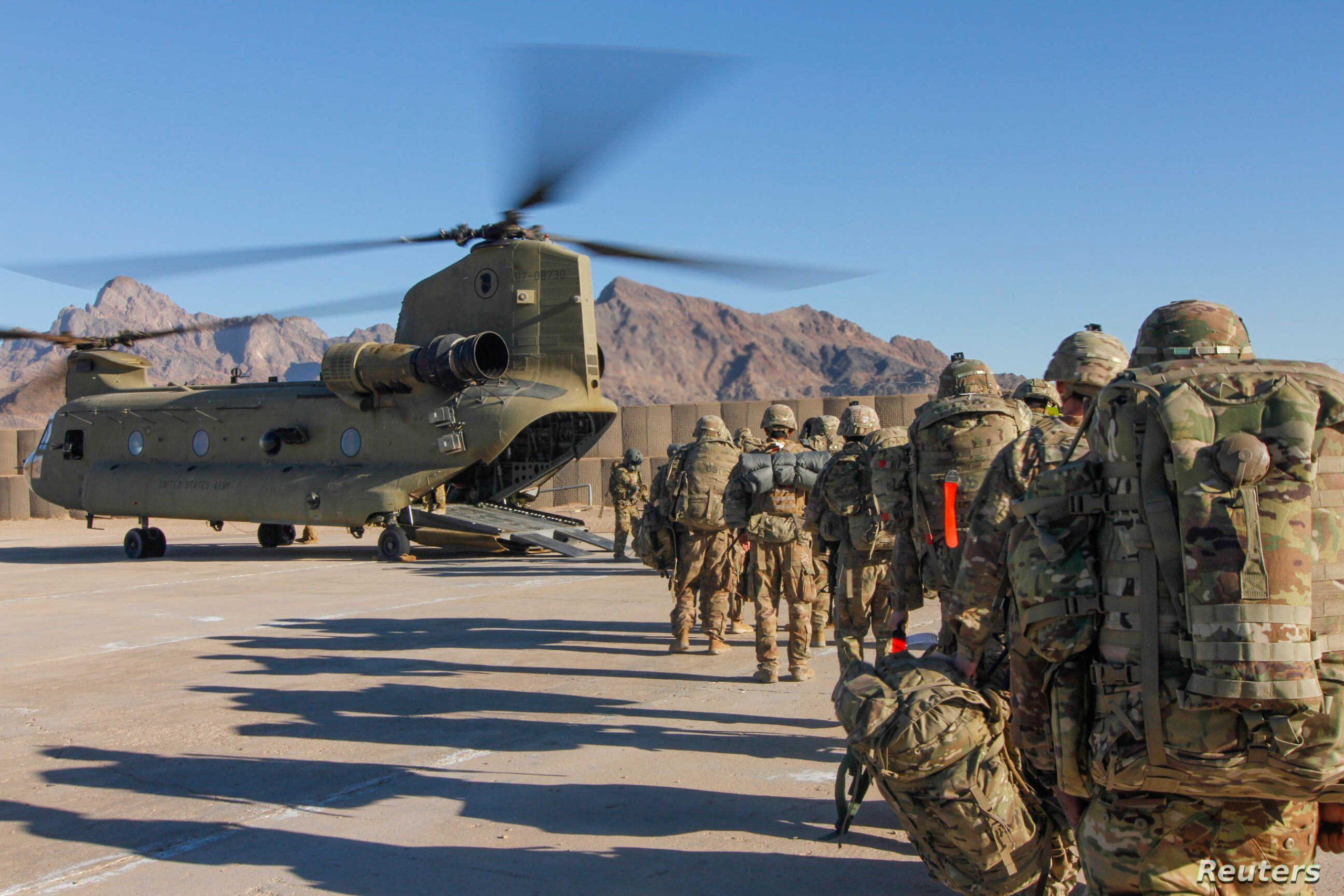 Will US Troops Leave Afghanistan as Announced? By Kamran Yousaf
