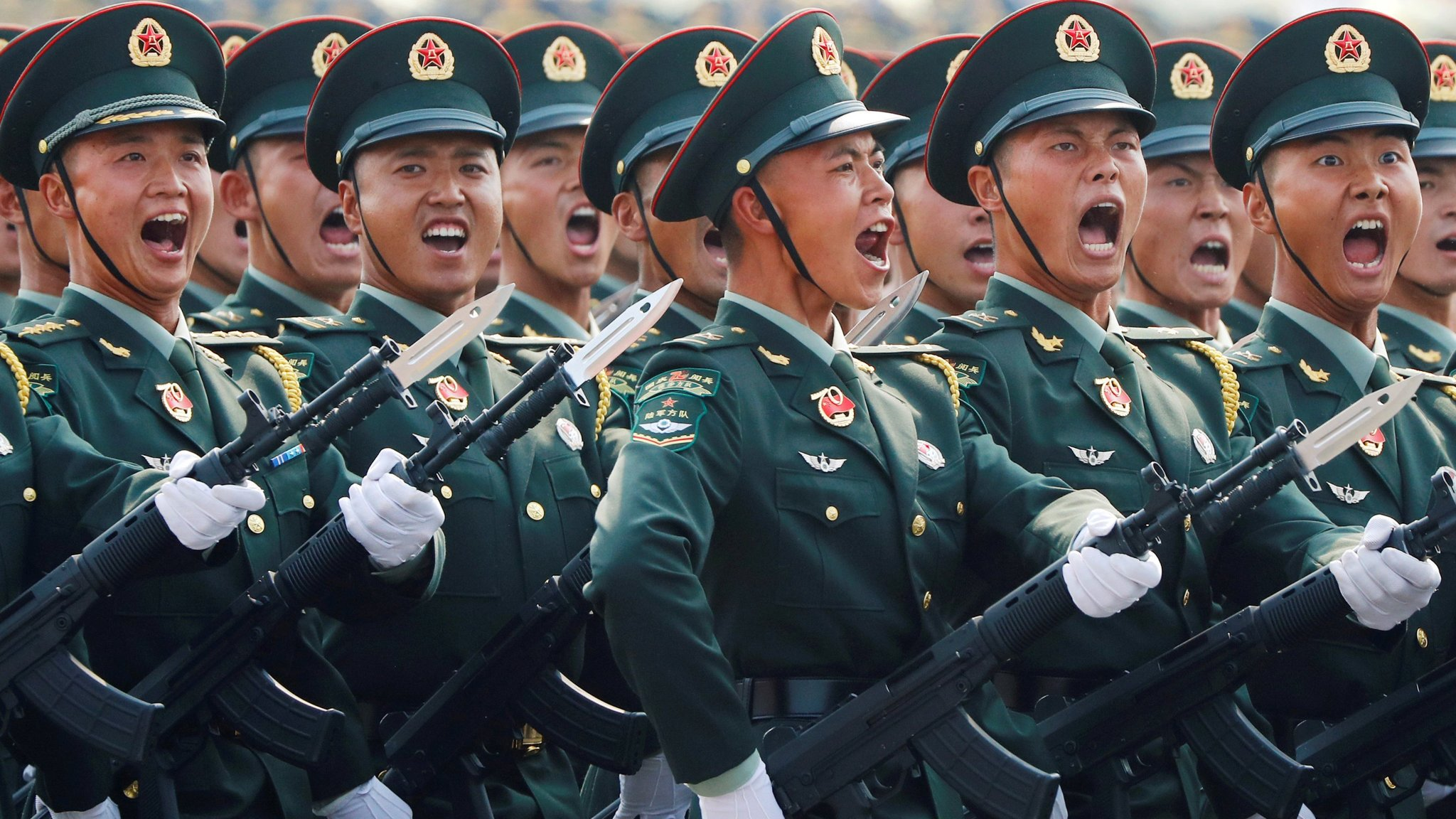 Does America Really Need to Contain China? By Jacob Heilbrunn