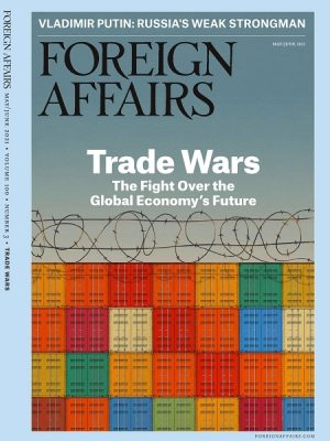 Foreign Affairs May June 2021 Issue
