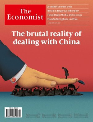 The Economist Magazine 26th March 2021