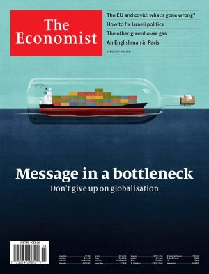 The Economist Magazine 9th April 2021