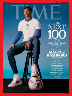 Time Magazine 8th March 2021 Double Issue