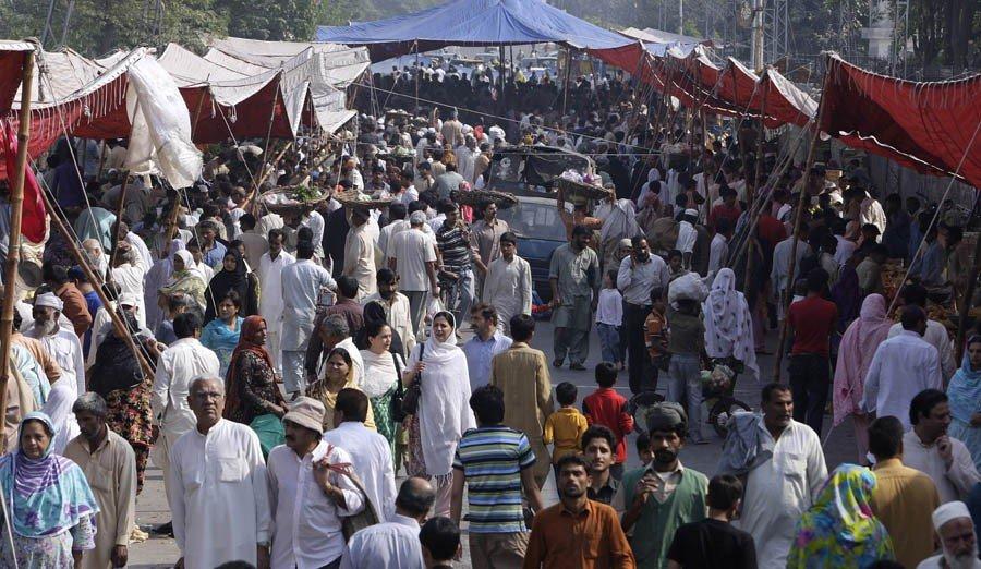 Population and Pakistan's Development By Shahid Javed Burki