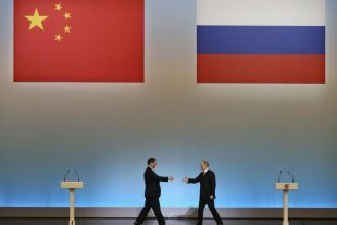 China and Russia's Dangerous Convergence By Andrea Kendall-Taylor and David Shullman