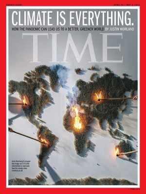 Time Magazine 3rd May 2021 Double Issue