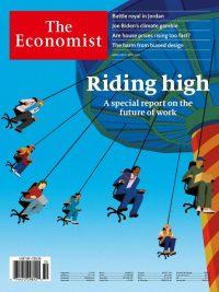 The Economist Magazine 16th April 2021