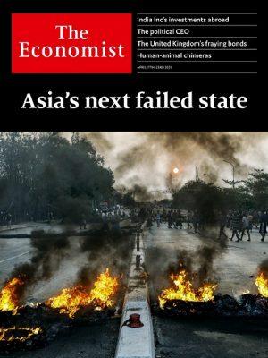 The Economist Magazine 23rd April 2021
