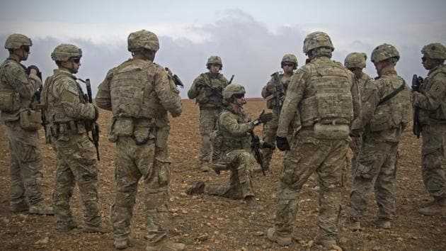 Challenges After US Troops Withdrawal By Rashid A Mughal