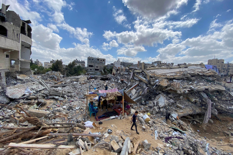 Resolving the Palestine-Israel Conflict By Raza Muhammad Khan