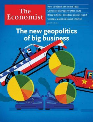 The Economist Magazine 11th June 2021
