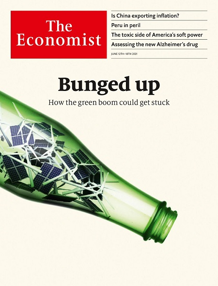 The Economist Magazine 18th June 2021