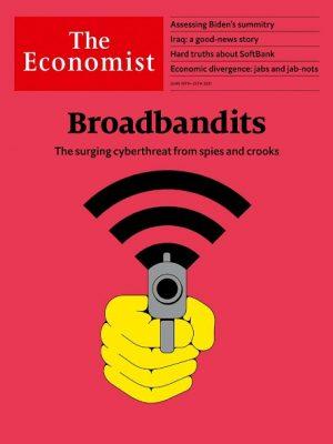 The Economist Magazine 25th June 2021