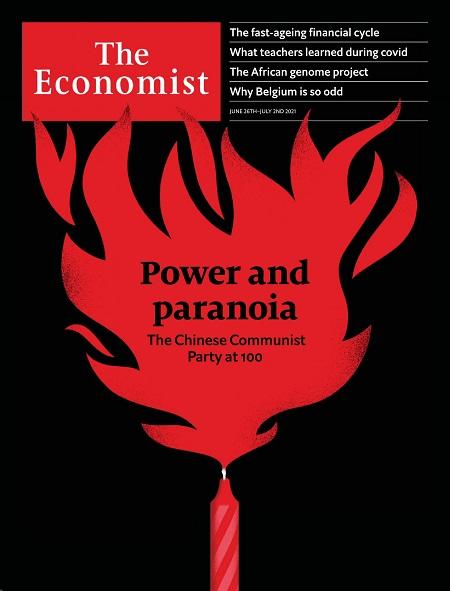 The Economist Magazine 2nd July 2021