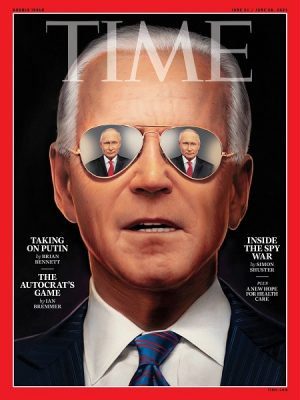 Time Magazine 28th June 2021 – Double Issue