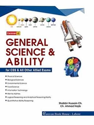 General Science & Ability By Ch Najib Ahmed Caravan