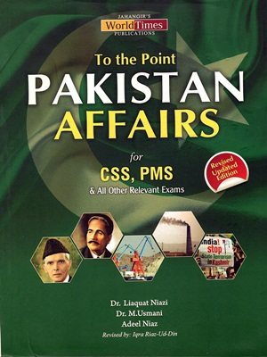 To The Point Pakistan Affairs By JWT