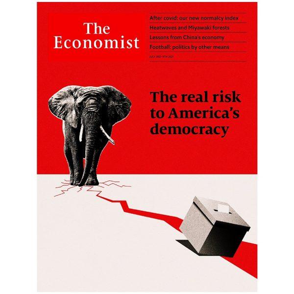The Economist Magazine 9th July 2021
