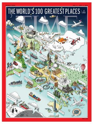 Time Magazine 9th August 2021 – Double Issue