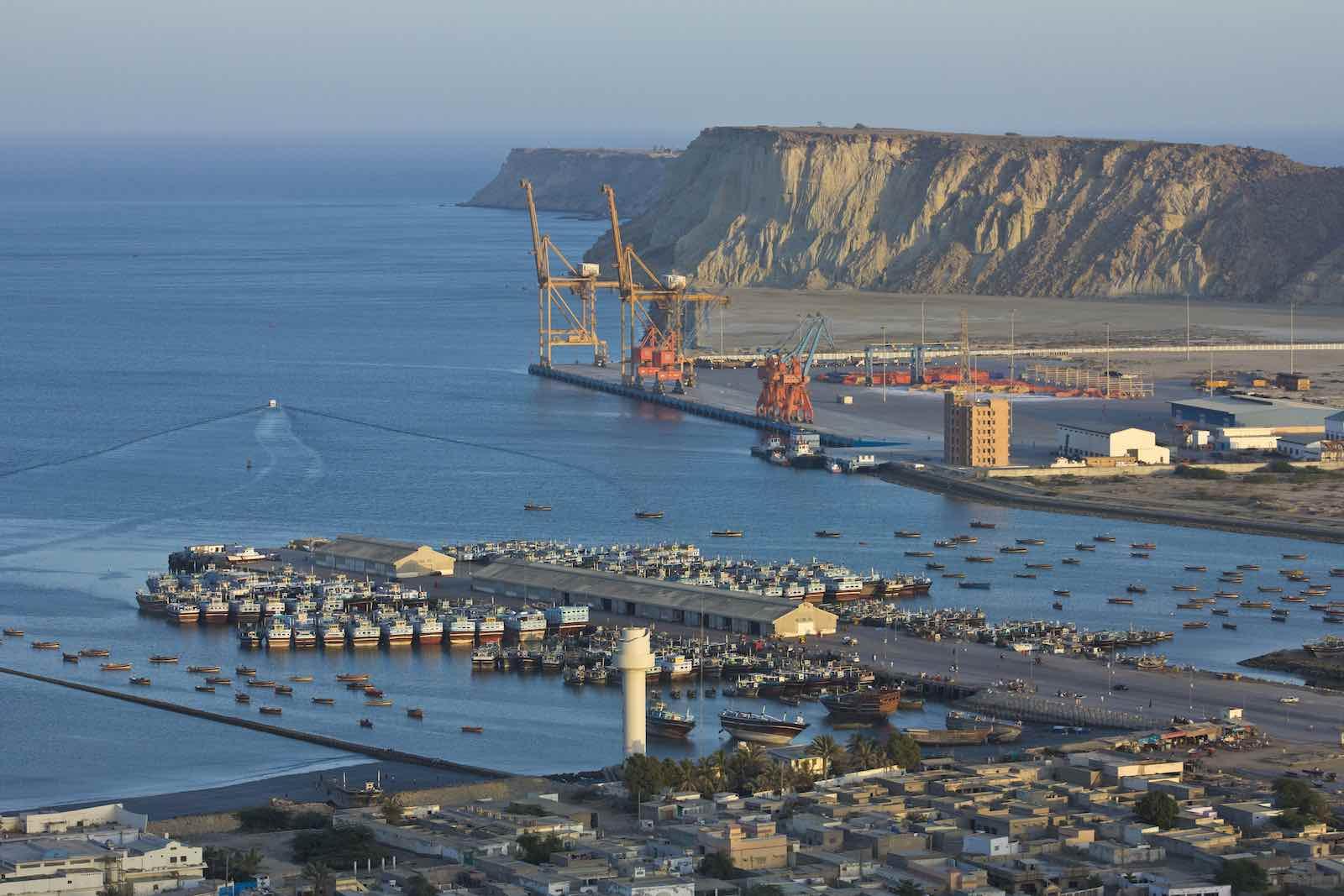 Strategic Significance of Pakistan's Gwadar Port in the Region By MD Pathik Hasan