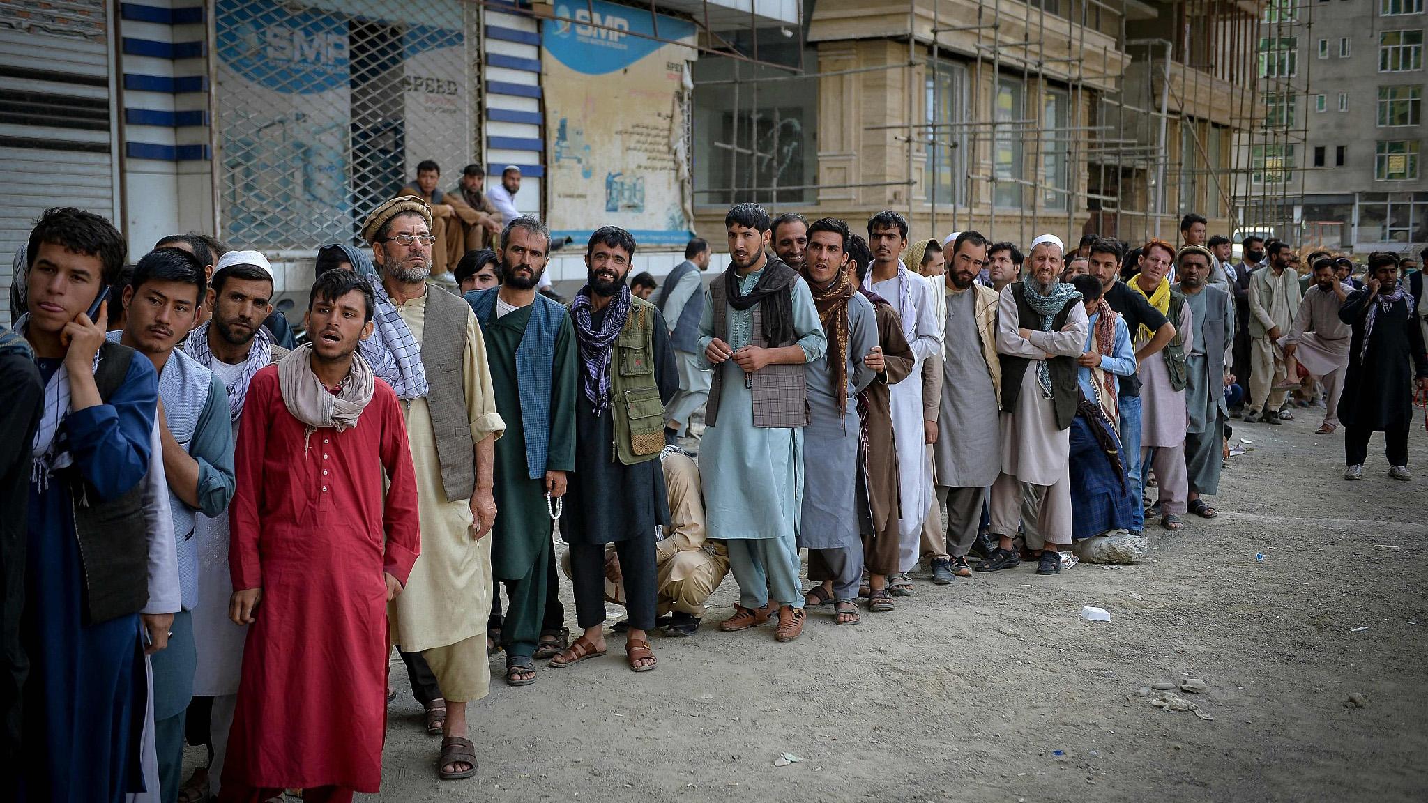Looming Afghan Refugee Crisis By Ahmad Mujtaba Khan