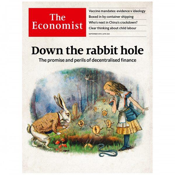The Economist Magazine 24th September 2021