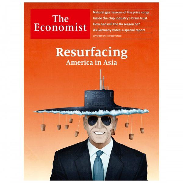 The Economist Magazine 1st October 2021