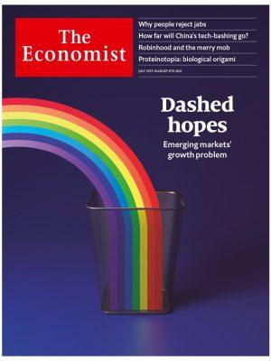 The Economist Magazine 6th August 2021