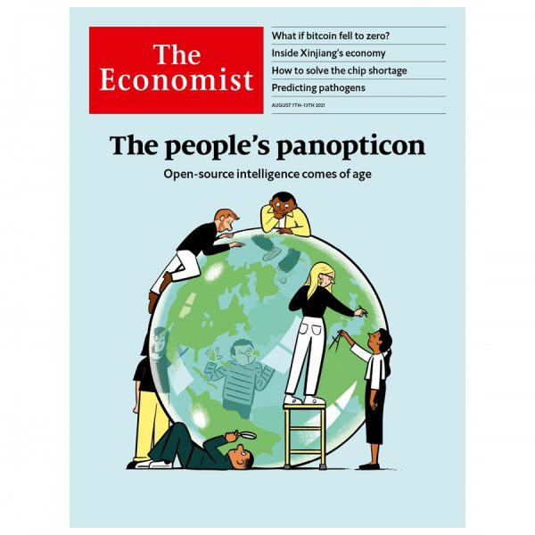 The Economist Magazine 13th August 2021