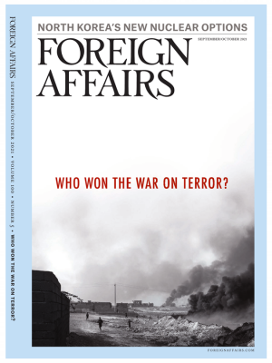 Foreign Affairs September October 2021 Issue