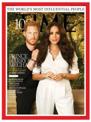 Time Magazine 4th October 2021 Dual Issue