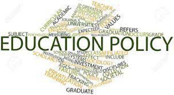 Pakistan's Educational Policy By Aliya Anjum