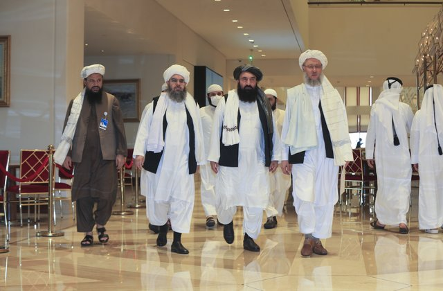 New Govt in Afghanistan & Its Implication For Pakistan By Umar Khalid Dar, UK
