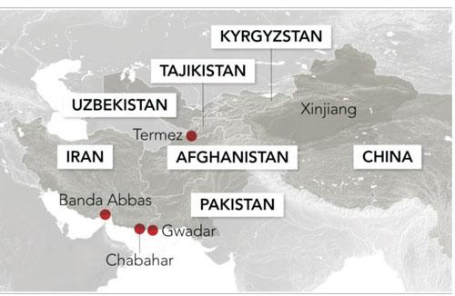 CPEC: New Pakistan, Uzbekistan and Afghanistan By Dr Mehmood Ul Hassan Khan