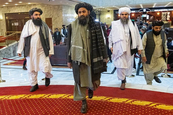 Carving Stability From Crisis in Afghanistan By Sikandar Noorani