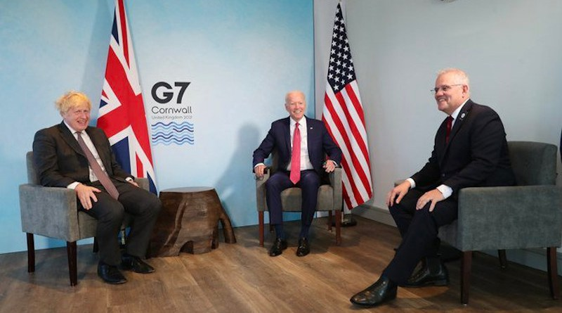 Boris Bets On Biden, But Beware Of Beijing – OpEd By Andrew Hammond