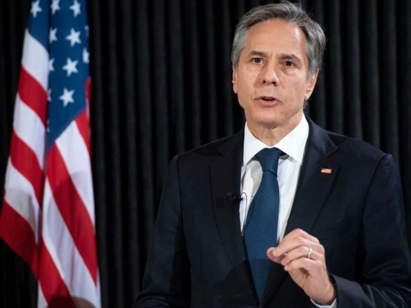 Blinken Sees Unity on Taliban After Talks With Pakistan, China