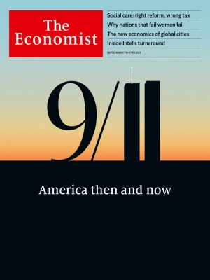 The Economist Magazine 17th September 2021