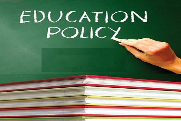 Education Policy By Minhaj Khalid